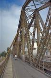 δομή γεφυρών Στοκ Φωτογραφία