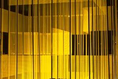 δομή κίτρινη Στοκ Φωτογραφία