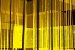δομή κίτρινη Στοκ Φωτογραφίες