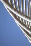 δομή μετάλλων κουρτινών Στοκ εικόνα με δικαίωμα ελεύθερης χρήσης