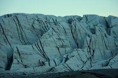 Δομή παγετώνων στοκ εικόνα