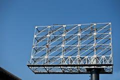 Δομή πινάκων διαφημίσεων Στοκ φωτογραφία με δικαίωμα ελεύθερης χρήσης