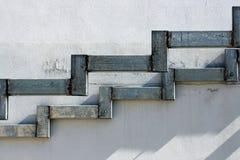 δομή σκαλοπατιών στοκ φωτογραφία με δικαίωμα ελεύθερης χρήσης