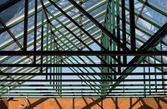 Δομή στεγών γυαλιού Στοκ φωτογραφίες με δικαίωμα ελεύθερης χρήσης