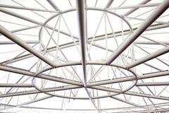 δομή χάλυβα Στοκ φωτογραφία με δικαίωμα ελεύθερης χρήσης