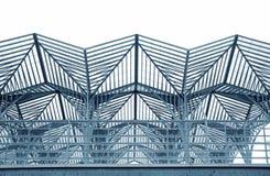 δομή χάλυβα Στοκ εικόνα με δικαίωμα ελεύθερης χρήσης