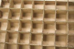 δομή χαρτονιού Στοκ Εικόνες