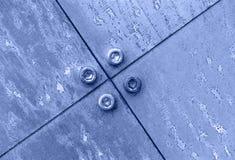 δομή 3 μετάλλων Στοκ φωτογραφίες με δικαίωμα ελεύθερης χρήσης