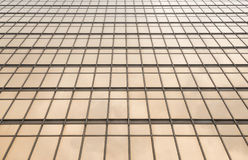 Δομικός/μορφωματικός τοίχος γυαλιού Στοκ Εικόνες