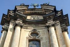 Δομινικανός καθεδρικός ναός σε Lviv 2 Στοκ Εικόνα