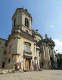 Δομινικανός καθεδρικός ναός σε Lviv 3 Στοκ φωτογραφία με δικαίωμα ελεύθερης χρήσης