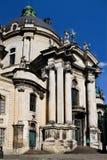 Δομινικανός καθεδρικός ναός Στοκ Εικόνες