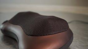 Δονητής μαξιλαριών μασάζ χαλάρωσης ηλεκτρικός απόθεμα βίντεο
