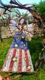 Δονούμενος άγγελος Στοκ εικόνες με δικαίωμα ελεύθερης χρήσης