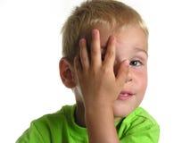 δορά αγοριών Στοκ φωτογραφία με δικαίωμα ελεύθερης χρήσης