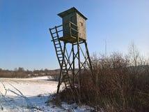 Δορά κυνηγών υψηλή Στοκ εικόνα με δικαίωμα ελεύθερης χρήσης