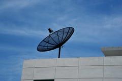 Δορυφορικός δίσκος Στοκ εικόνα με δικαίωμα ελεύθερης χρήσης