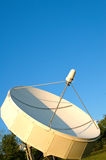 δορυφορικός καιρός πιάτω Στοκ εικόνα με δικαίωμα ελεύθερης χρήσης