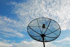 δορυφόρος δίσκων Στοκ Εικόνες
