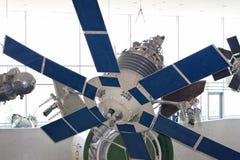 δορυφόρος επικοινωνία&sigma Στοκ φωτογραφία με δικαίωμα ελεύθερης χρήσης
