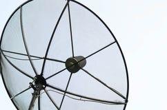Δορυφόρος - ο δέκτης - σήμα Στοκ Εικόνα