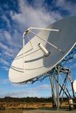 δορυφόρος πιάτων Στοκ εικόνα με δικαίωμα ελεύθερης χρήσης