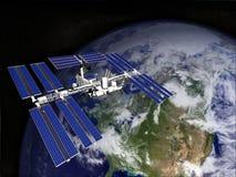 δορυφόρος Στοκ Φωτογραφία