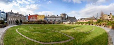 Δουβλίνο κάστρο-Ιρλανδία Στοκ Εικόνες