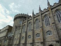 Δουβλίνο Castle στο Δουβλίνο, Ιρλανδία Στοκ Εικόνες