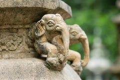 Δοχεία ελεφάντων Στοκ φωτογραφίες με δικαίωμα ελεύθερης χρήσης