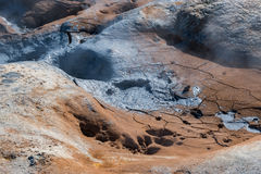 Δοχείο λάσπης Στοκ Εικόνες