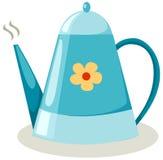 δοχείο καφέ Στοκ εικόνα με δικαίωμα ελεύθερης χρήσης