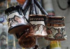 δοχείο καφέ Στοκ Φωτογραφία