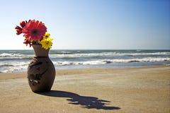 δοχείο λουλουδιών Στοκ Φωτογραφία