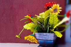 Δοχείο λουλουδιών στοκ εικόνα με δικαίωμα ελεύθερης χρήσης