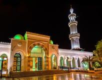 Δοχείο Ali Mosque του Σαρίφ Χουσεΐν στο Άκαμπα στοκ εικόνες