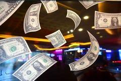 Δολάρια αμερικανικού $ στοκ εικόνα
