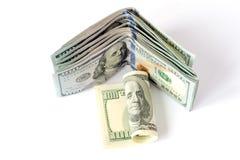 Δολάρια χρημάτων Στοκ Εικόνα