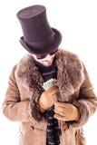 Δολάρια Pocketing στοκ εικόνες με δικαίωμα ελεύθερης χρήσης