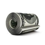Δολάριο bills2 Στοκ φωτογραφία με δικαίωμα ελεύθερης χρήσης