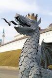 Δράκος από την κάλυψη των όπλων της πόλης Kazan Στοκ φωτογραφία με δικαίωμα ελεύθερης χρήσης