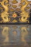 Δράκος και κινεζικό νέο έτος Στοκ Φωτογραφία