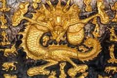 Δράκος και κινεζικό νέο έτος Στοκ φωτογραφία με δικαίωμα ελεύθερης χρήσης
