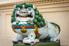 Δράκος στη Μογγολία στοκ εικόνα με δικαίωμα ελεύθερης χρήσης