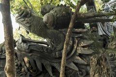 Δράκος στον κινεζικό πολιτισμό στοκ φωτογραφία με δικαίωμα ελεύθερης χρήσης