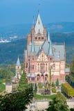 Δράκος Castle στοκ εικόνες