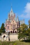 Δράκος Castle στοκ φωτογραφία με δικαίωμα ελεύθερης χρήσης