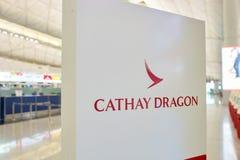 Δράκος Cathay Στοκ φωτογραφία με δικαίωμα ελεύθερης χρήσης