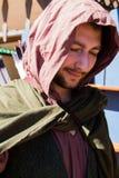 Δράστης στο φεστιβάλ αναγέννησης της Αριζόνα Στοκ φωτογραφία με δικαίωμα ελεύθερης χρήσης