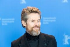 Δράστης Willem Dafoe σε Berlinale 2018 Στοκ Εικόνες